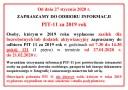 ZAPRASZAMY DO ODBIORU PIT od 27.01.2020