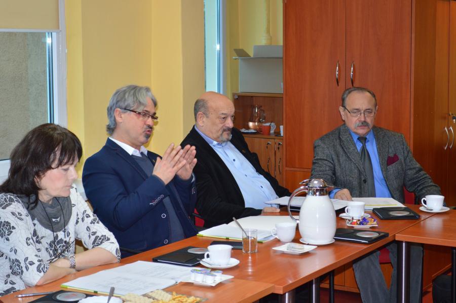 Posiedzenie Powiatowej Rady Zatrudnienia 08.02.2017r